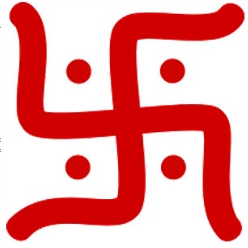 Swastik importance in Hinduism