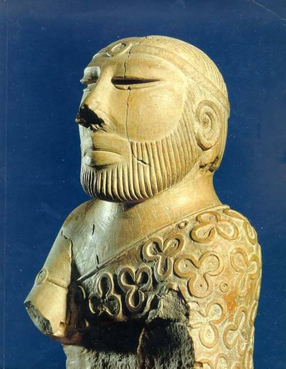 Mohenjo daro Priest king