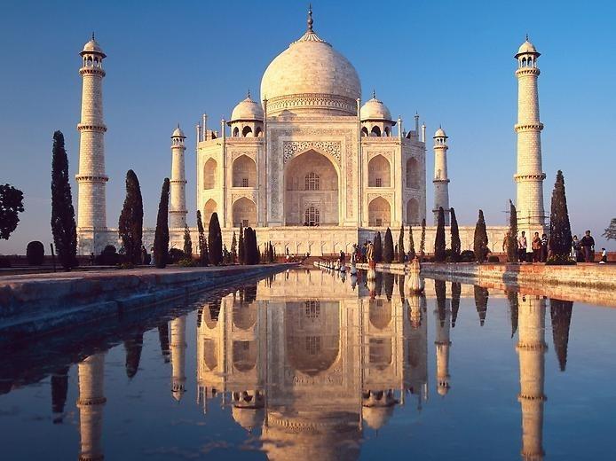 Taj Mahal of India--Mughal Dynasty