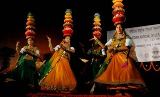 Folk dance of South India