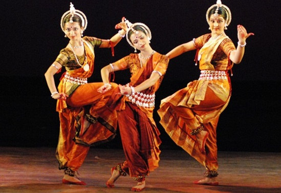 Different dance forms in India