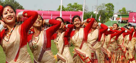 Folk dance of Northeast India