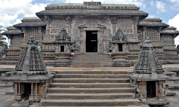 Architecture under Hoysala Dynasty