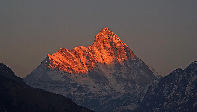 Physical features of Himalayas