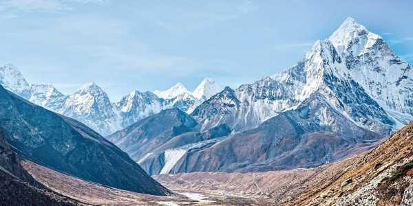 Himalayas in India
