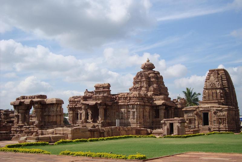 Temples in Pattadakal