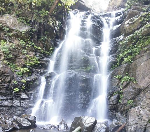 Hanumagundi waterfall