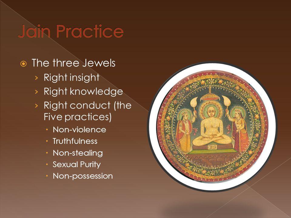 Jain Practice
