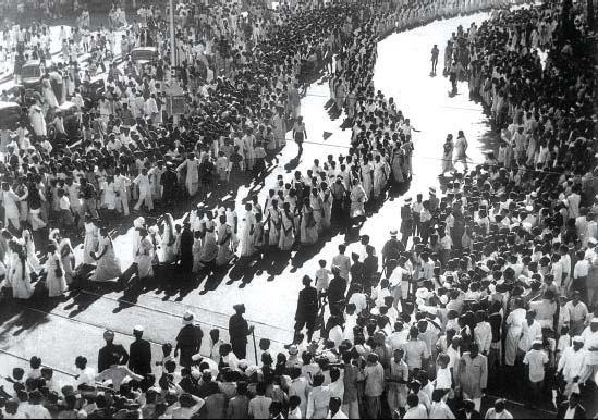 Gandhi in Kheda revolt