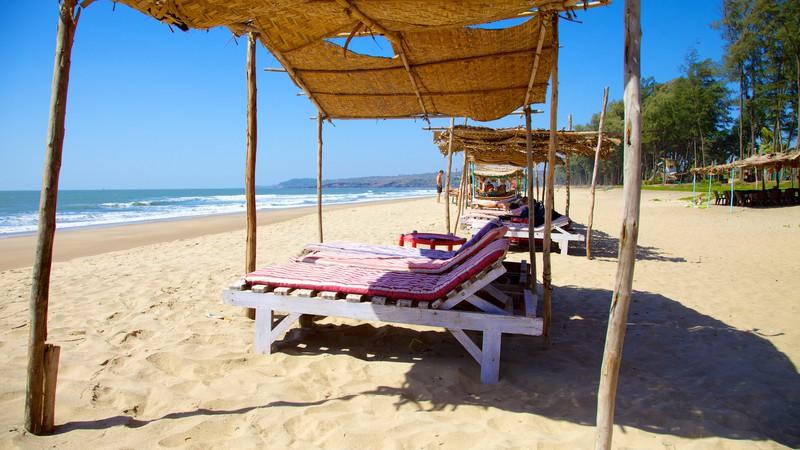 Goa Beach--Querim