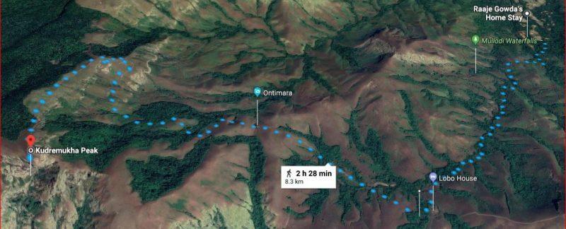 Kudremukh Trekking Trails