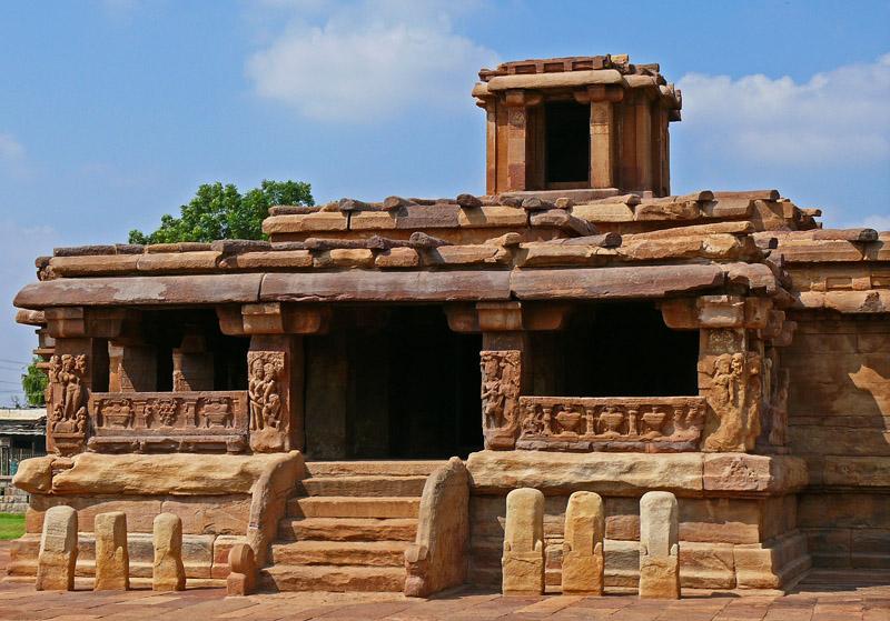 Lad Khan temple