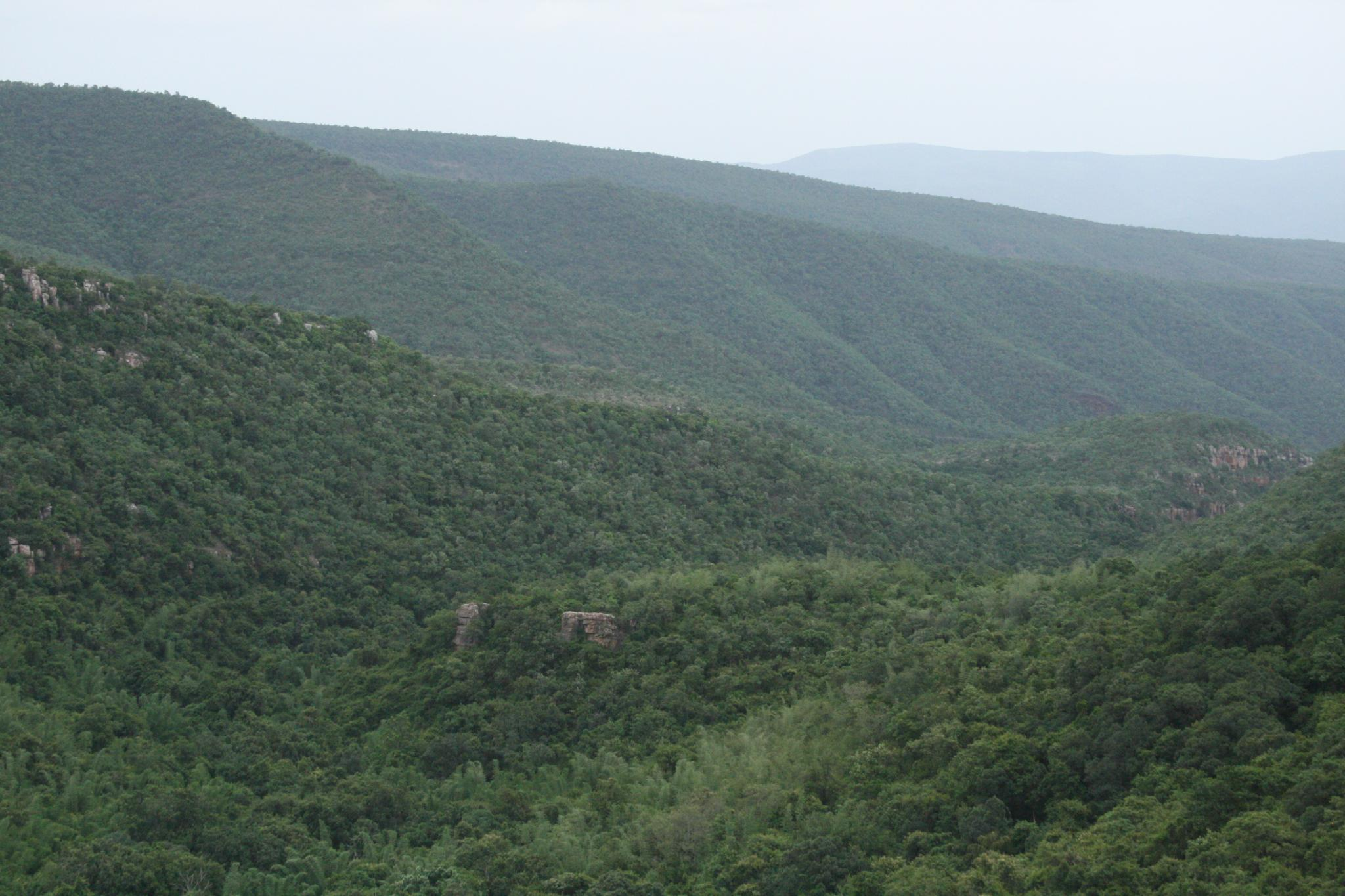 Hill stations in Eastern Ghats