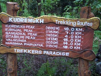 Kudremukh Hill Station