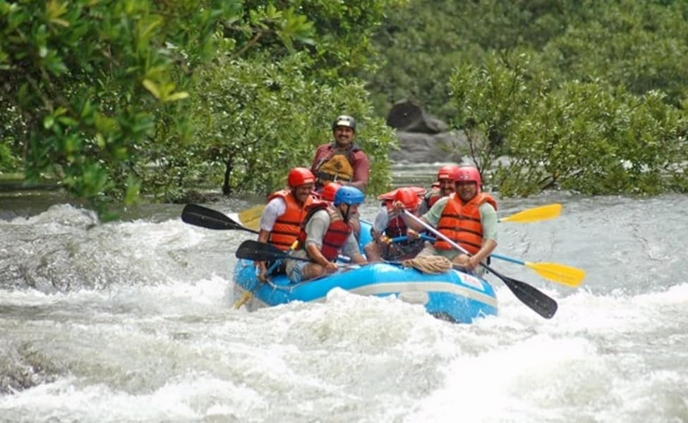 Rafting in Sita River Agumbe