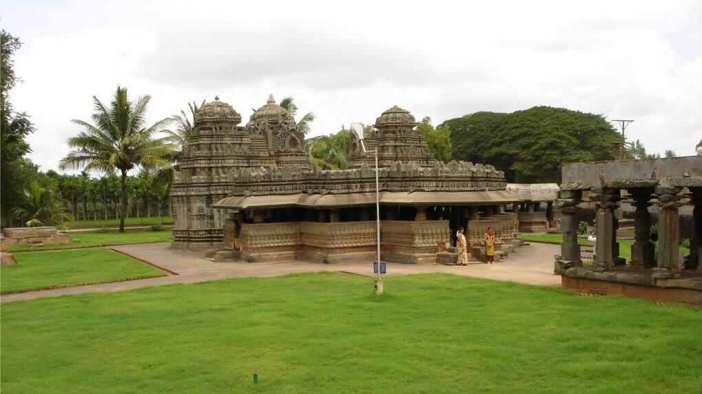 Kedareshwara temple, Balligavi