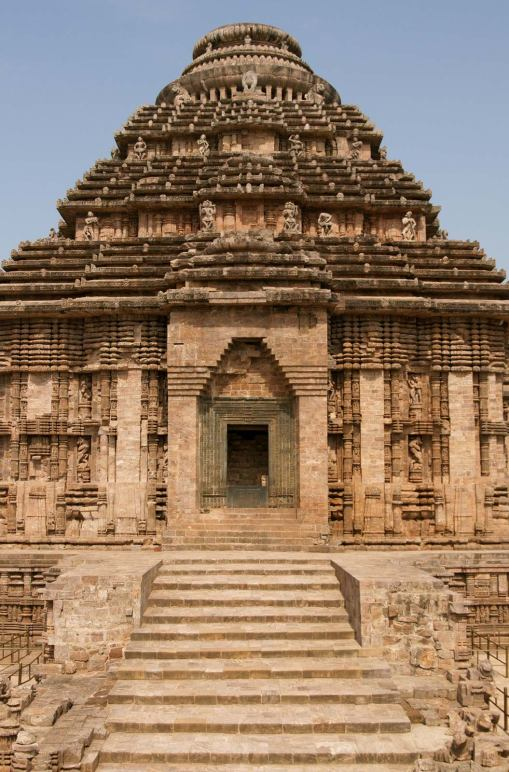 Temple architecture in India