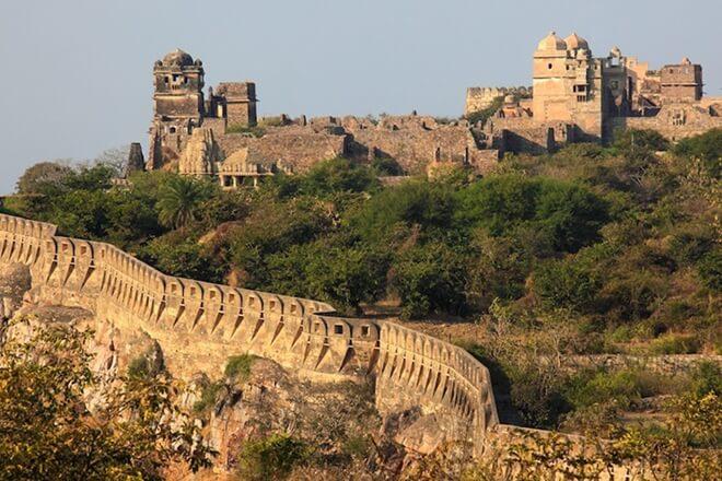 Chittor Fort