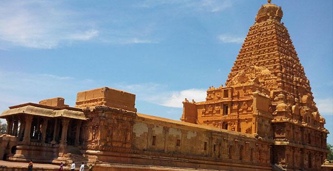 Brihadeshwara Temple