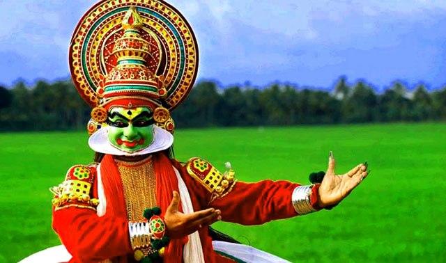 Dance form of Kerala