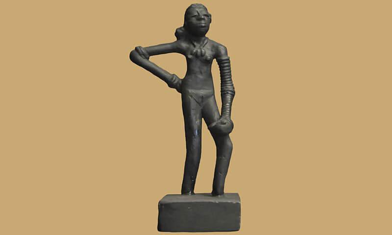 Dancing girl of Mohenjo-Daro