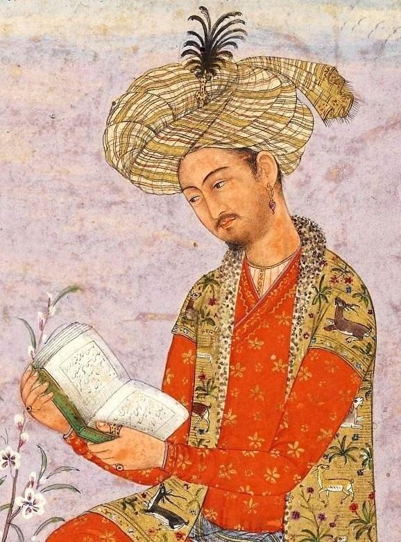 Babur-founder of Mughal Dynasty