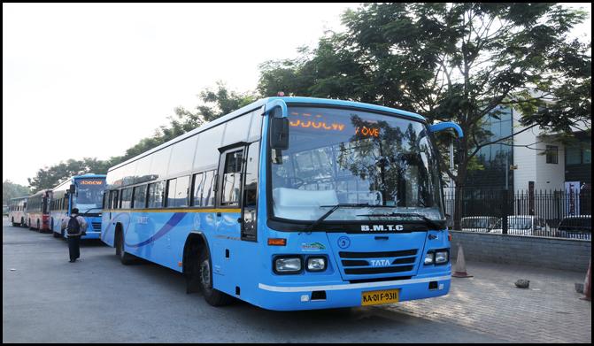 Bangalore Buses