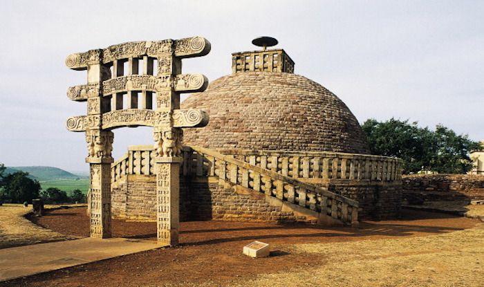 Sanchi Stupa Buddhist Architecture
