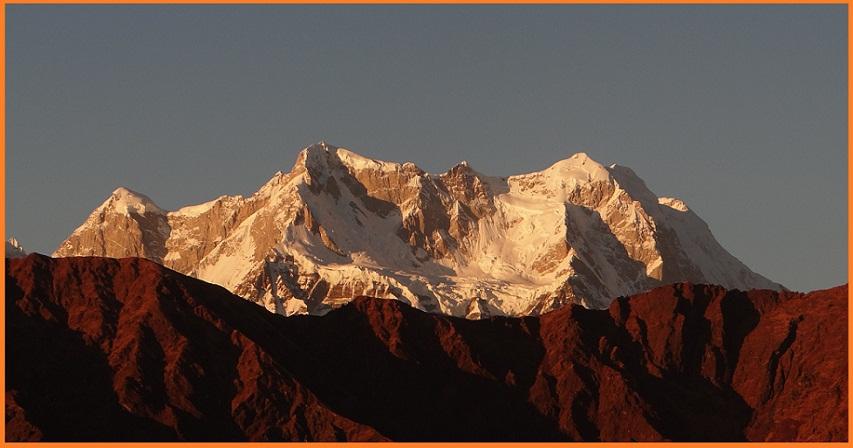 Chaukambha Peak