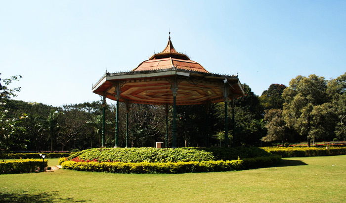 Cubbon Park in Bangalore