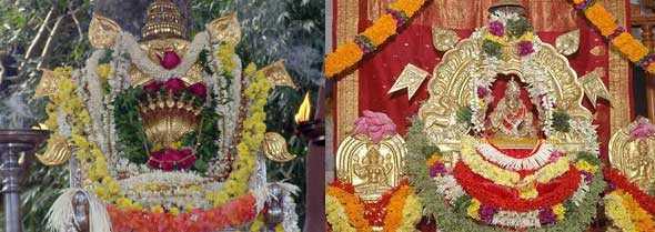 Lord Subramanya idol
