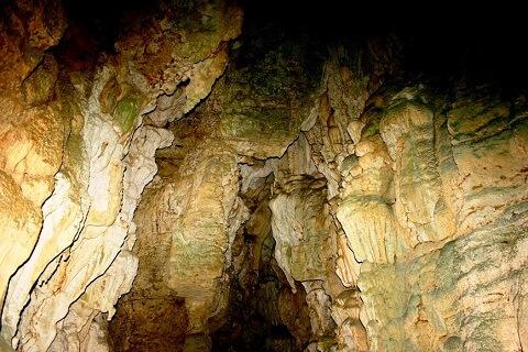 Limestone Cave Baratang Island