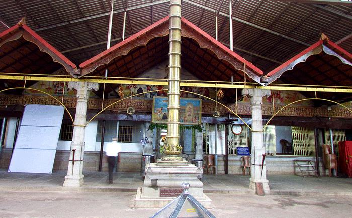 Mangaldevi temple