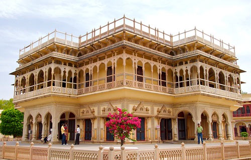Mubarak Mahal in City Palace