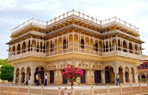 Mubarak Mahal in City Palace