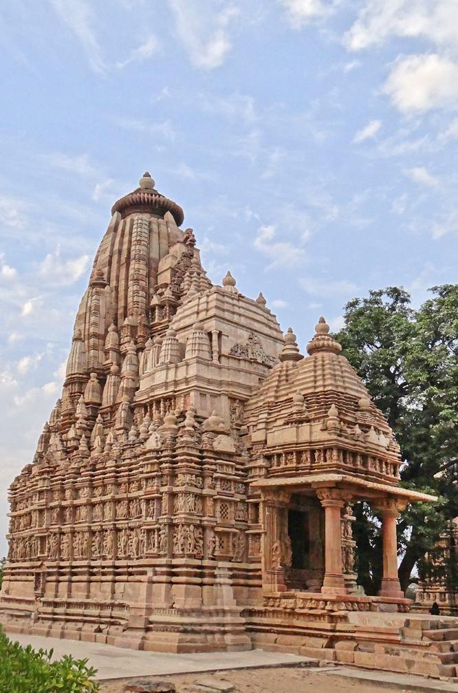 Parshvanatha temple at temple