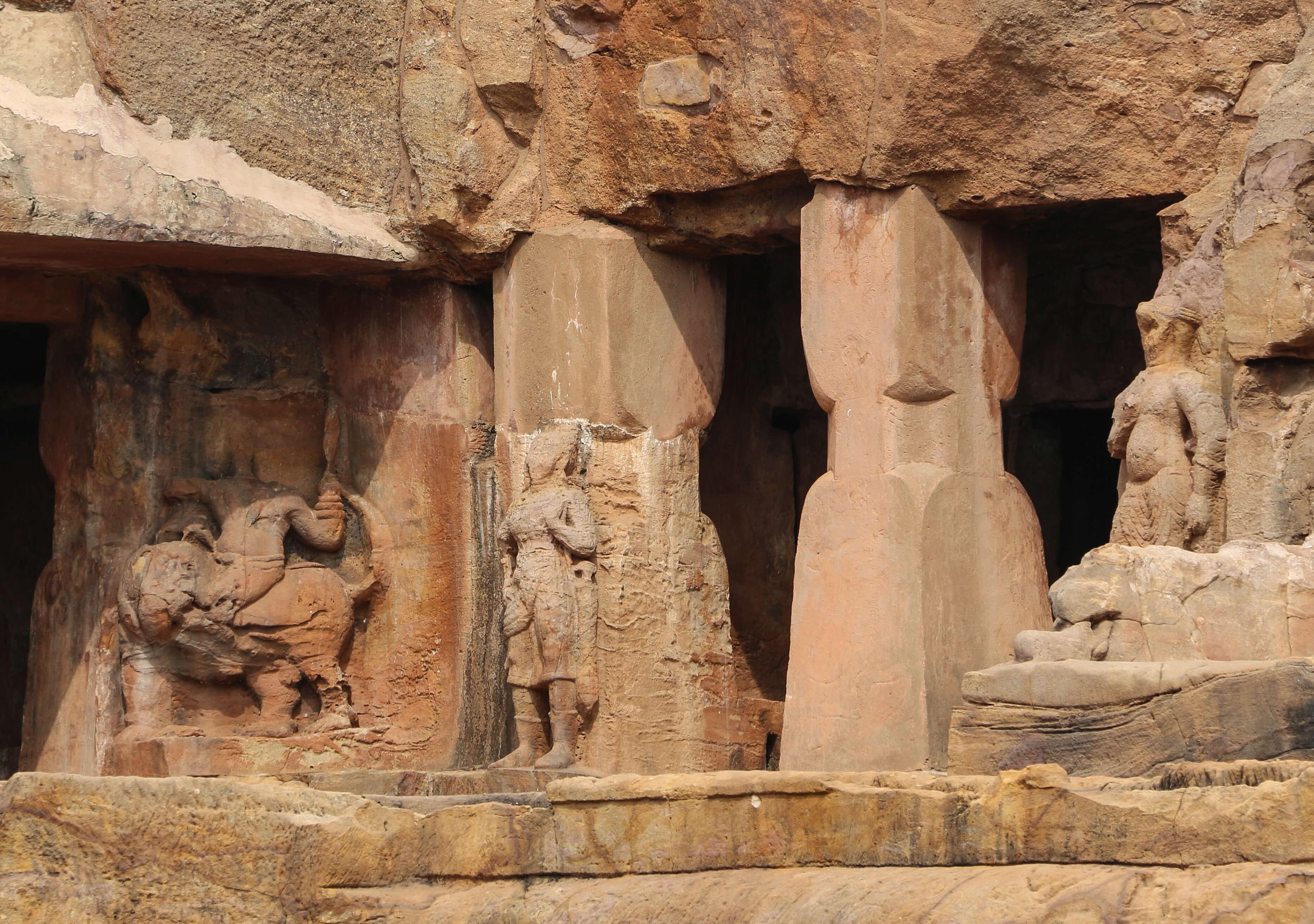 Rani gumpha cave