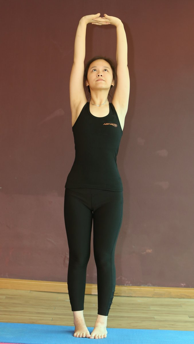 Image result for tadasana