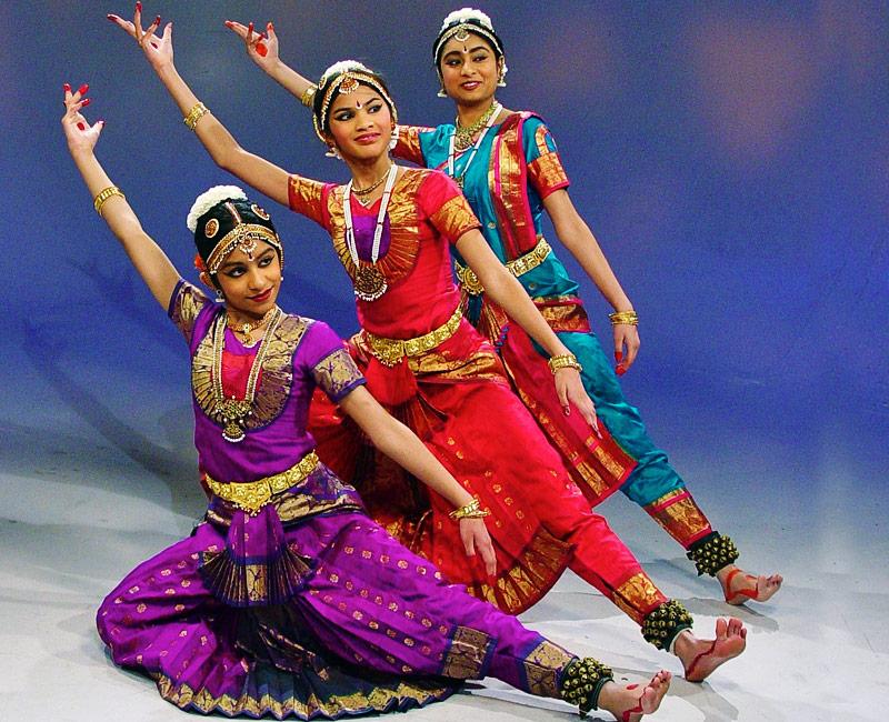 Posture in Bharatanatyam