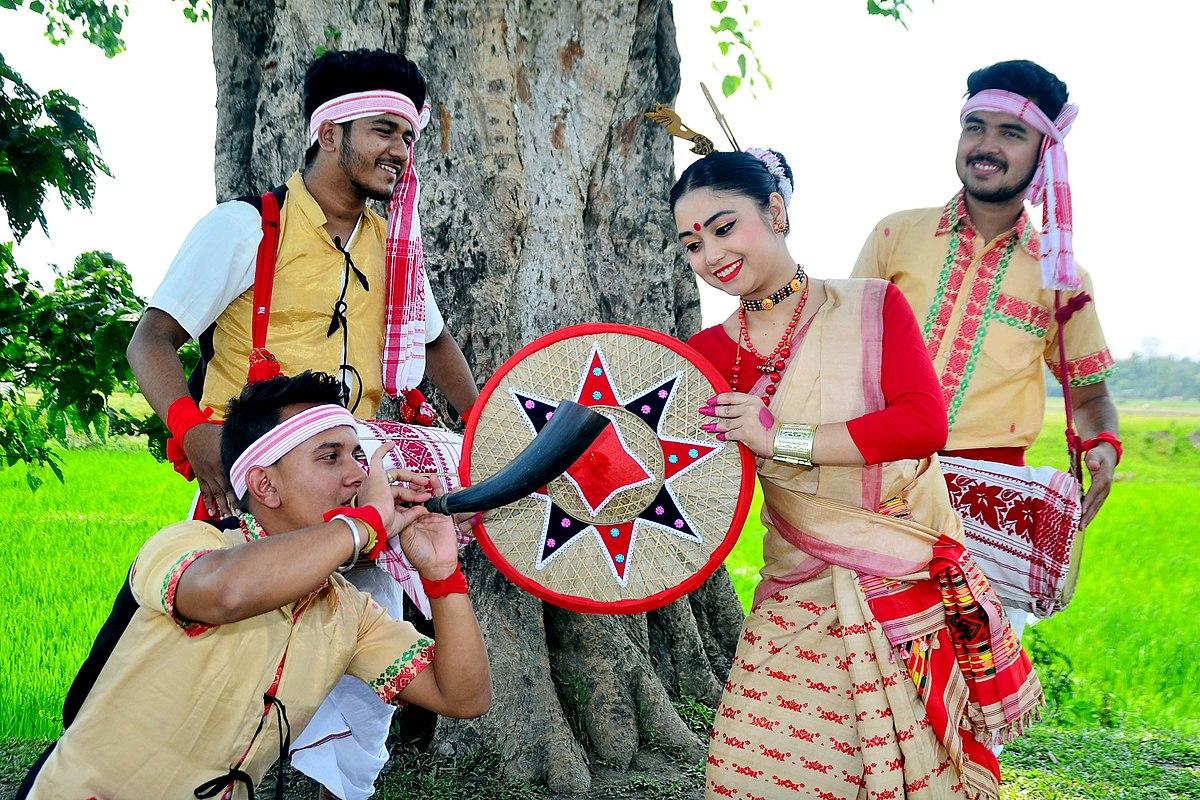 Bihugeet from Assam