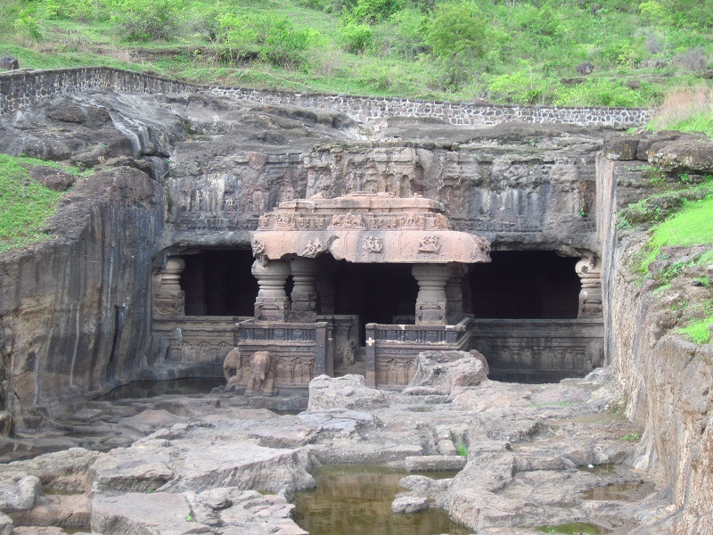 Cave 30 at Ellora Caves
