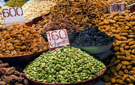 Shops in Chandni Chowk