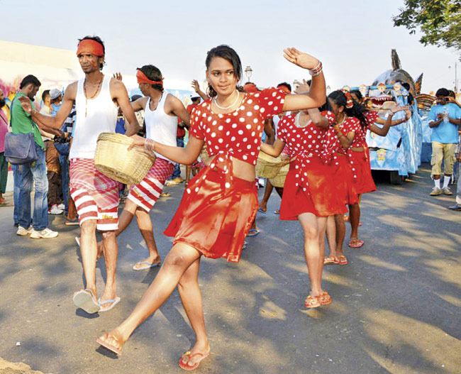 Goan dance