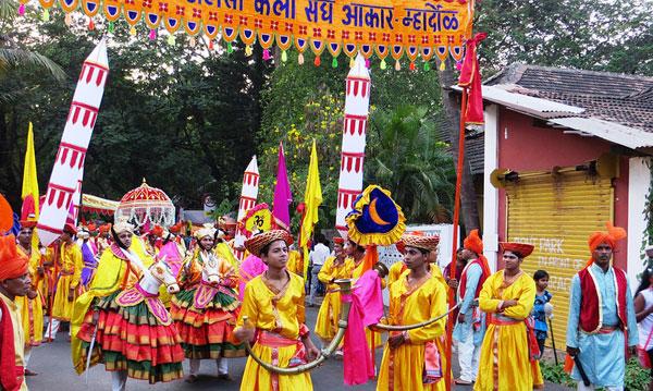 Festival celebrations in Goa