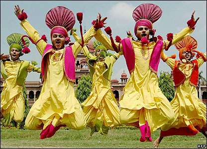 Folk dance of North India
