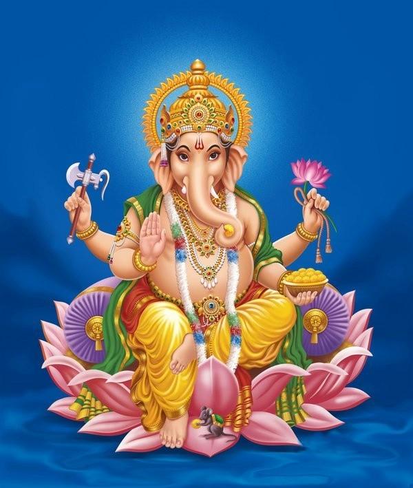 Lord Ganesha--Hinduism