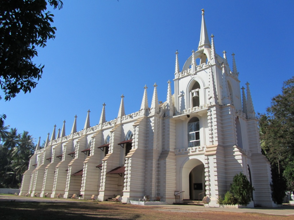Churches in Goa