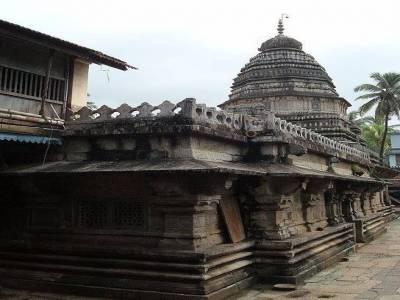 Mahabaleshwara temple Gokarna