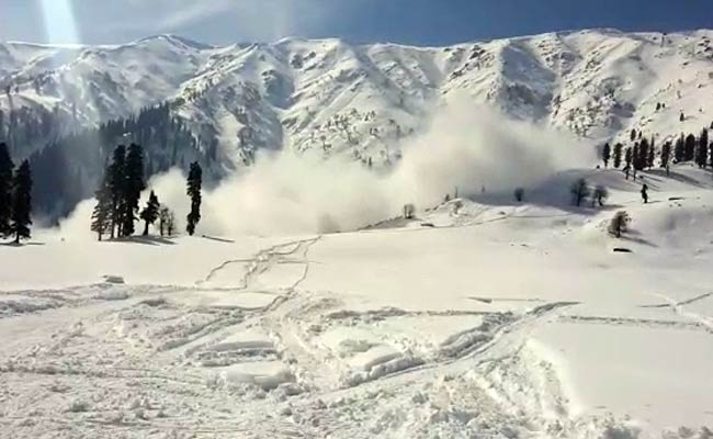 Skiing experience in Gulmarg