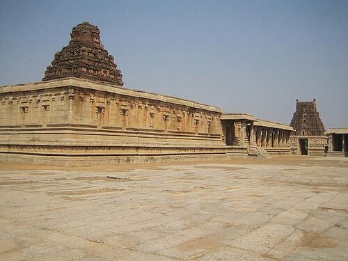 Pattabhirama temple complex